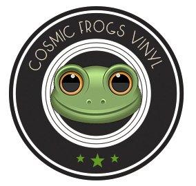 Cosmic Frogs Vinyl