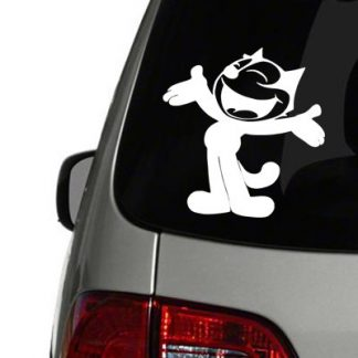 Felix the Cat Vinyl Decal