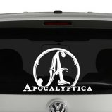 Apocalyptica Log Vinyl Decal
