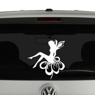 Garden Fairy Vinyl Decal