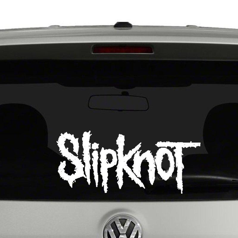 Slipknot Logo Vinyl Decal