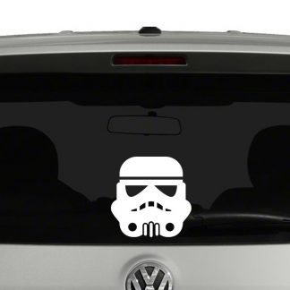 Star Wars Stormtrooper Vinyl Decal
