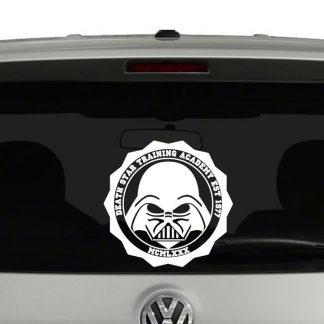 Death Star Academy Vinyl Decal