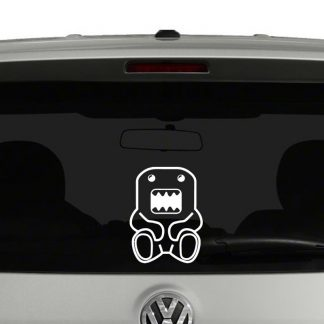 Domo Kun Vinyl Decal