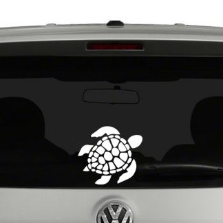 Sea Turtle Vinyl Decal