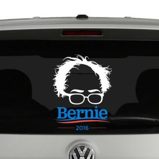 Political Vinyl Decals