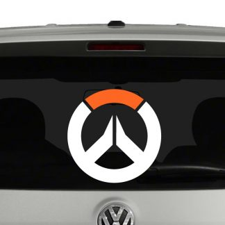 Overwatch Game Symbol Multi Color Vinyl Decal Sticker