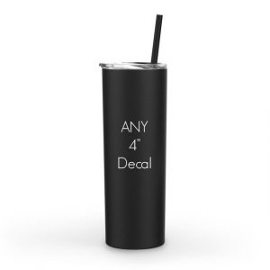 Skinny Steel Tumbler Double Wall 20 Oz - Custom