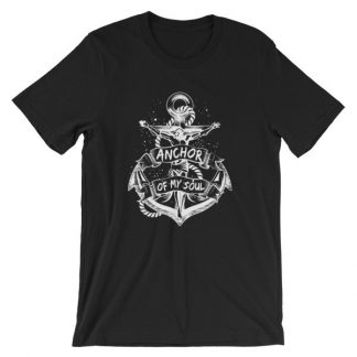 Jesus Is The Anchor Of My Soul Christian Religious T-Shirt