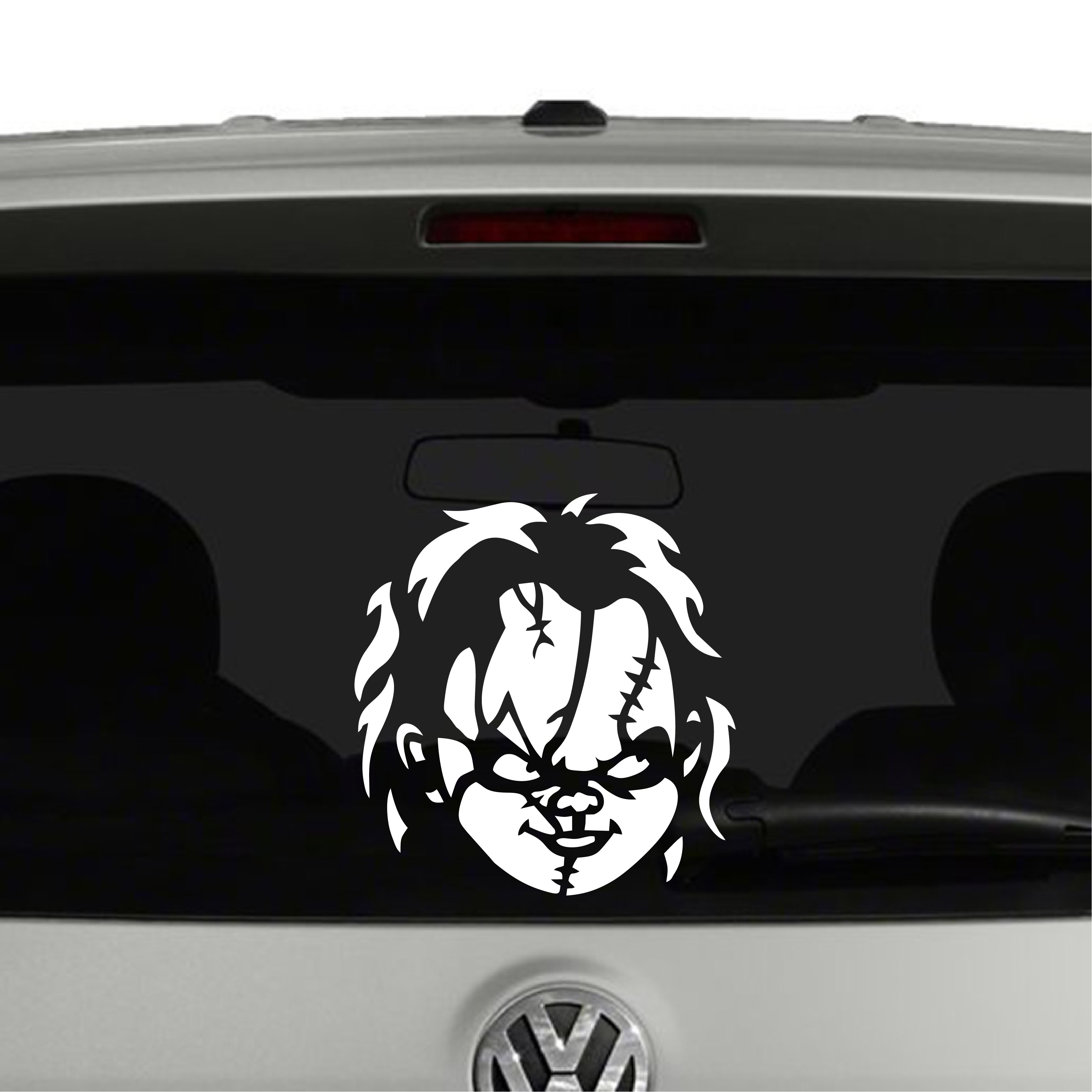 Chucky Child's Play Inspired Vinyl Decal Sticker