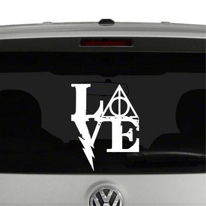 Love Always Harry Potter Inspired Vinyl Decal Sticker