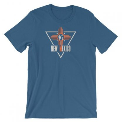 New Mexico Land of Enchantment Zia Sun State T-Shirt