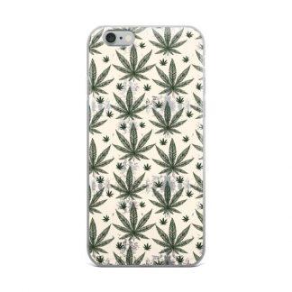 Marijuana Cannabis Pot Leaf iPhone Case