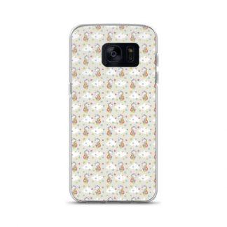 Unicorn and Stars Pastel Mane Samsung Case