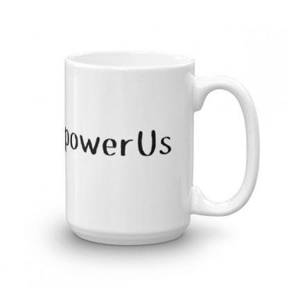#HelpEmpowerUs Coffee Mug