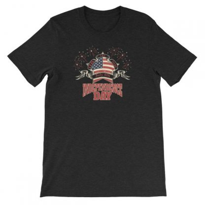 Celebrate Independence Day Patriotic July 4th 2018 T-Shirt